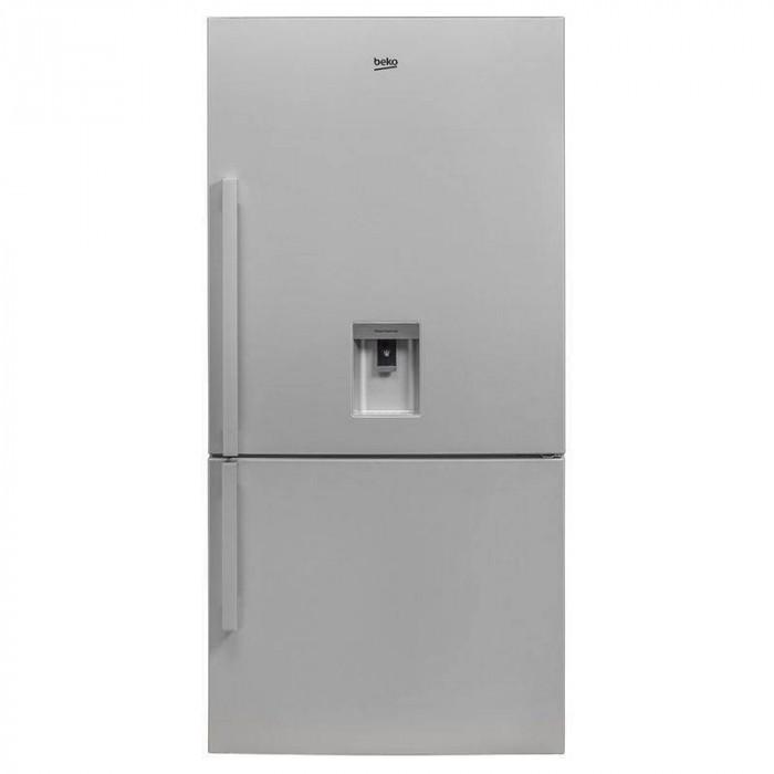 Combina frigorifica Beko CN161220DS 552 litri Clasa A+ Argintiu