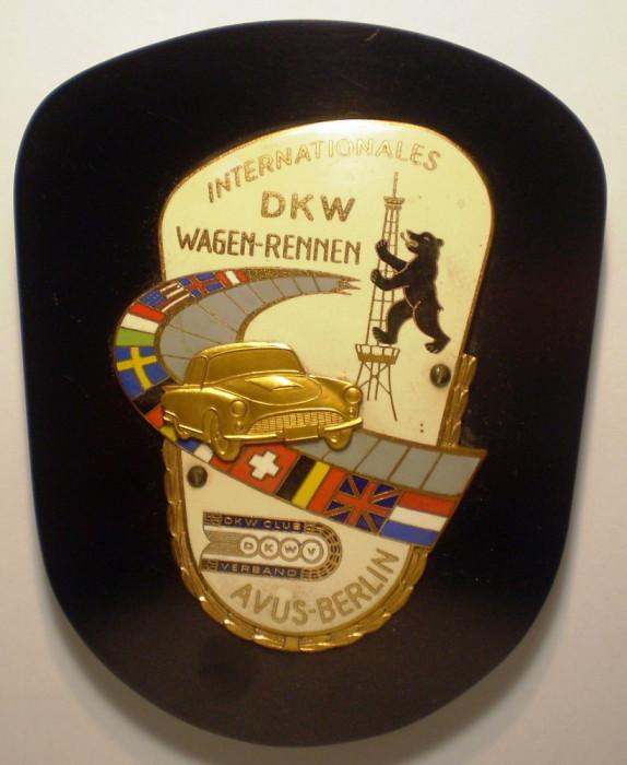 5.550 PLACHETA GERMANIA AUTO INTERNATIONALES DKW WAGEN RENNEN AVUS BERLIN email
