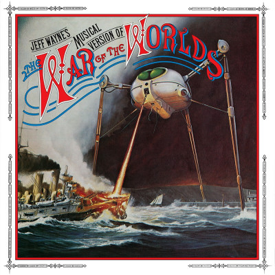 Jeff Wayne War Of The Worlds 30th Anniv. Ed LP (2vinyl) foto