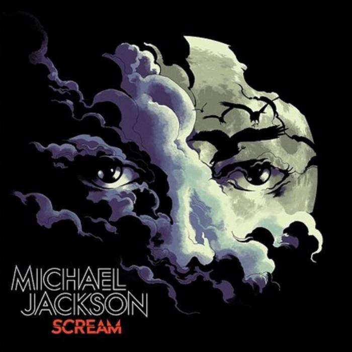 Michael Jackson Scream LP (2vinyl)