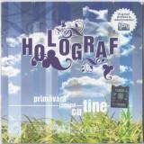Holograf – Primăvara Începe Cu Tine,cd,original, mediapro music