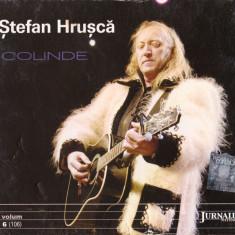 CD Stefan Hrusca-Colinde ,original