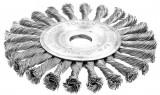Perie abraziva circulara din sarma 150 mm (Industrial) pt SCULE ELECTRICE