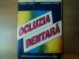 OCLUZIA DENTARA DE SERGIU IONITA , ALEXANDRU PETRE,EDITIA A II A,1997
