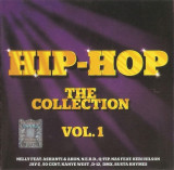 CD Hip-Hop The Collection Vol. 1, original: Nelly, Nas, 50 Cent