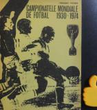 Campionatele mondiale de fotbal 1930-1974  Frederic Moises