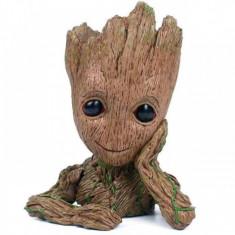Figurina Baby Groot | Suport pixuri, Decor, Ghiveci flori | 2 modele diferite foto