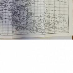 Harta Societatea Anonima Romana  Linia Maritima Hamburg - America
