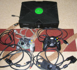 Consola XBOX + 28 jocuri