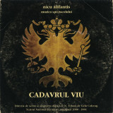 Alexandru Andries-Cadavrul Viu ,cd,original