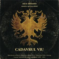 Alexandru Andries-Cadavrul Viu ,cd,original