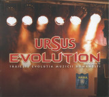 Ursus-Evolution-dublu cd,original,sigilat