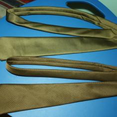 Cravata militara kaki  RSR cadru militar