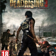 Dead rising 3 - Deadrising 3 -   XBOX ONE [Second hand] fm, Actiune, MMO, 18+