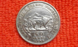 25 si 50 cents 1906 Africa de Est , Protectorat Uganda