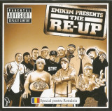 CD Eminem- Presents The Re-Up, original-Special pentru Romania
