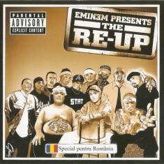 CD Eminem- Presents The Re-Up, original-Special pentru Romania