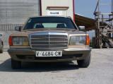 Vand masina de epoca mercedes se280  an 1982 impecabila, Clasa S, S 280, Benzina