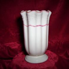 Vaza stil Baroc ceramica glazurata, Italia, colectie, cadou, vintage