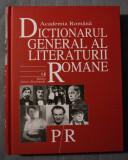 Dicționarul General al Literaturii Române (P-R)