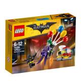 LEGO® Batman Movie 70900 - Evadarea lui Joker cu balonul