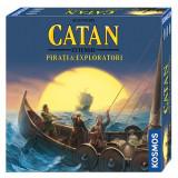 Joc de societate Catan - Pirati si Exploratori (extensie)