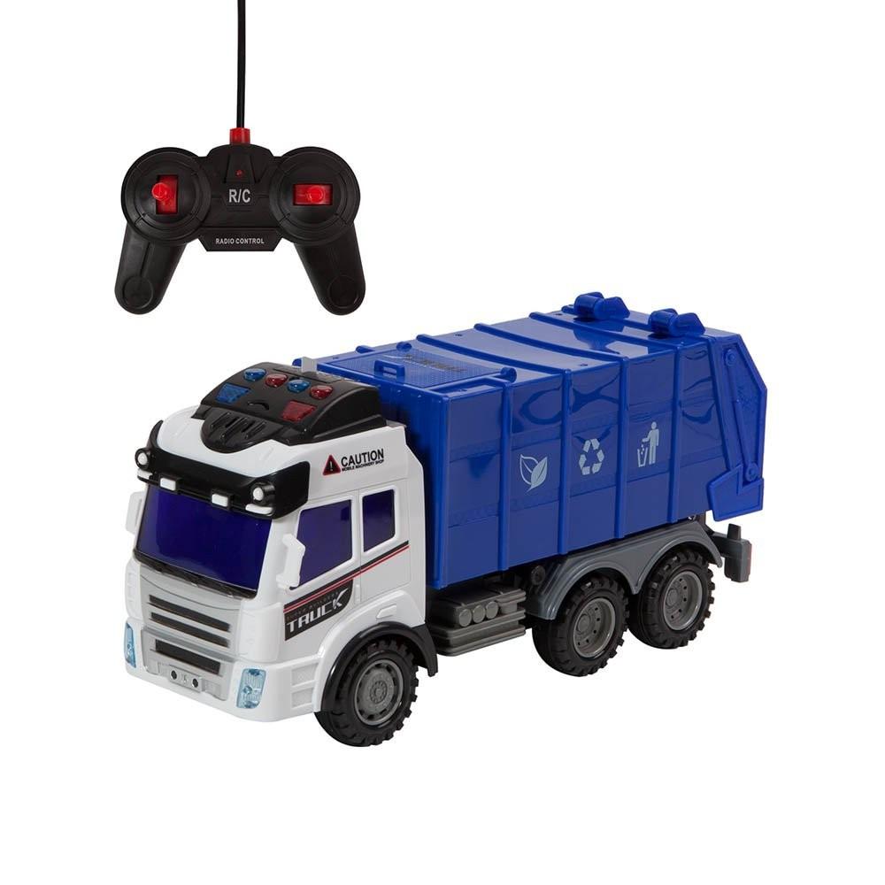 cool machines camion pentru gunoi cu telecomanda 2017 arhiva