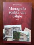 Monografia scolilor din Saliste / Sibiu / C18P, Alta editura