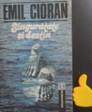 Singuratate si destin Emil Cioran