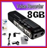 Reportofon Digital, 8GB, Ascultare Activa