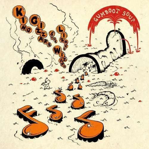 King Gizzard & The Lizard Wizard - Gumboot Soup ( 1 CD ) foto mare