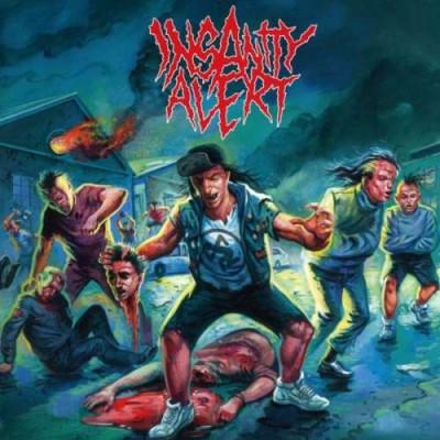 Insanity Alert - Insanity Alert -Reissue- ( 1 CD ) foto
