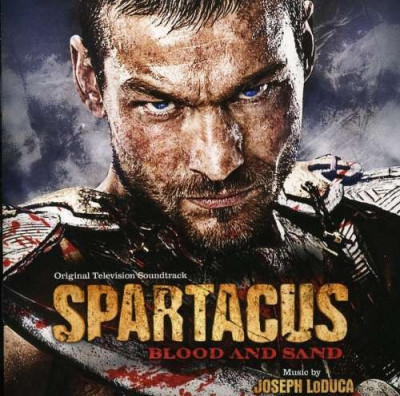 OST - Spartacus: Blood & Sand ( 1 CD ) foto