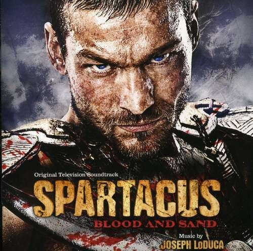 OST - Spartacus: Blood & Sand ( 1 CD )