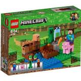 LEGO® Minecraft™ Ferma de pepeni (21138)
