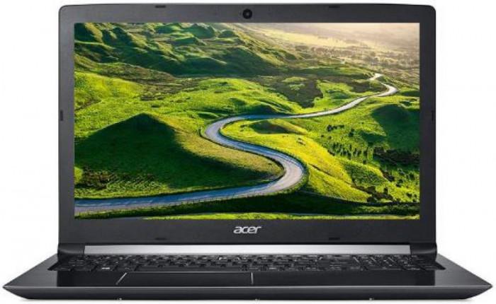 "Laptop Acer Aspire A515-41G (Procesor AMD FX-9800P (2M Cache, up to 3.60 GHz), Bristol-Ridge, 15.6"" FHD, 4GB, 256GB SSD, AMD Radeon RX 540 @"