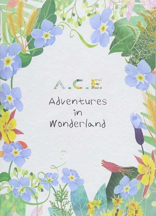 A.C.E - A.C.E. Adventures In.. ( 1 CD )