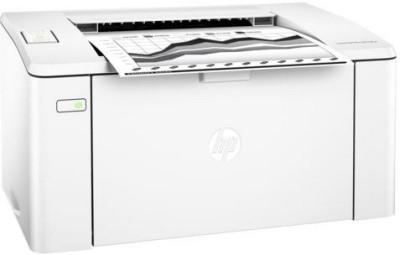 Imprimanta HP LaserJet Pro M102w, A4, 22 ppm, Retea, Wireless foto