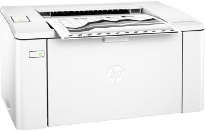 Imprimanta HP LaserJet Pro M102w, A4, 22 ppm, Retea, Wireless