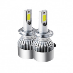 Set bec LED H7 LX88 30W - 3200 lumen 6000k 12-24V, Universal