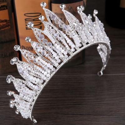 Diadema / coroana / tiara mireasa Ariel foto