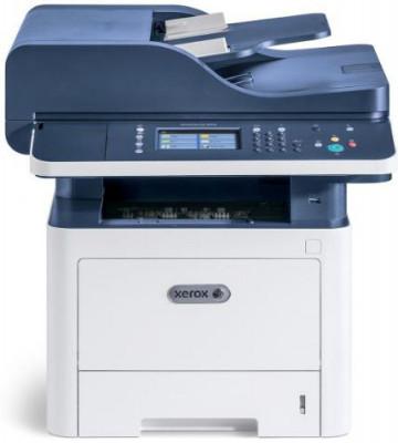 Multifunctional Xerox WorkCentre 3345DNI, laser alb-negru, Fax, A4, 40 ppm, Duplex, RADF, Retea, Wireless foto
