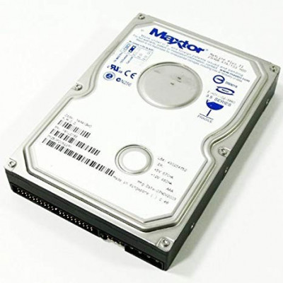 """3.5"""" HDD IDE 250Gb MAXTOR 7200Rpm  Hard drive foto"""