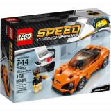 Set de constructie LEGO Speed Champions McLaren 720S