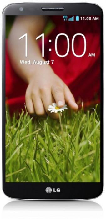 "Telefon Mobil LG G2, Procesor Quad Core 2.26 GHz Krait 400, True HD-IPS + LCD capacitive touchscreen 5.2"", 2GB RAM, 16GB Flash, 13MP, Wi-Fi,"