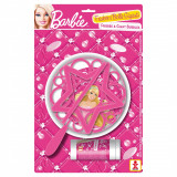 Barbie - Frisbee cu baloane de sapun