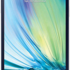 "Telefon Mobil Samsung Galaxy A5 Duos, Procesor Quad-Core 1.2GHz Cortex-A53, Super AMOLED capacitive touchscreen 5"", 2GB RAM, 16GB Flash, 3G,, 5'', 13 MP"