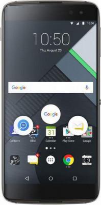 "Telefon Mobil BlackBerry DTEK60, Procesor Quad-Core 2.1 GHz / 1.6 GHz, IPS LCD capacitive touchscreen 5.5"", 4GB RAM, 32GB Flash, 21MP, Wi-Fi foto"