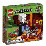 LEGO® Minecraft™ - Portalul Nether (21143)