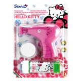 Hello Kitty - Pistol baloane de sapun